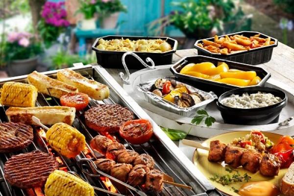 Vegetarisch BBQ Menu