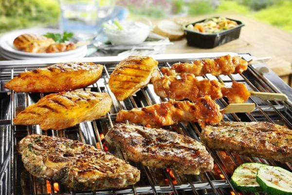Halal BBQ Menu