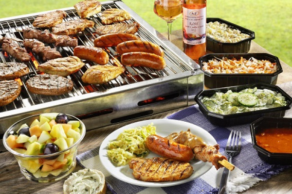 Hooge Veluwe BBQ Menu